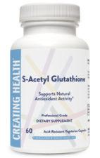S-Acetyl Glutathione – 60 C