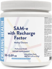 SAM-e With Recharge Factor (Lemon)