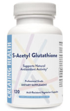 S-Acetyl Glutathione – 120 C