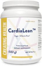 CardiaLean™ (French Vanilla)- Sugar & Stevia Free