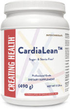 CardiaLean™ (Dutch Chocolate)- Sugar & Stevia Free