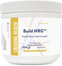Build NRG™ – Lemon