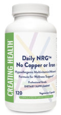 Daily NRG™ No Copper Or Iron