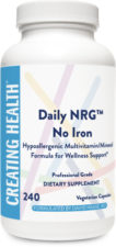 Daily NRG™ No Iron – 240 C
