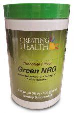Green NRG (Chocolate)