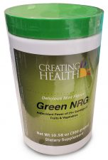 Green NRG (Mint Flavor)